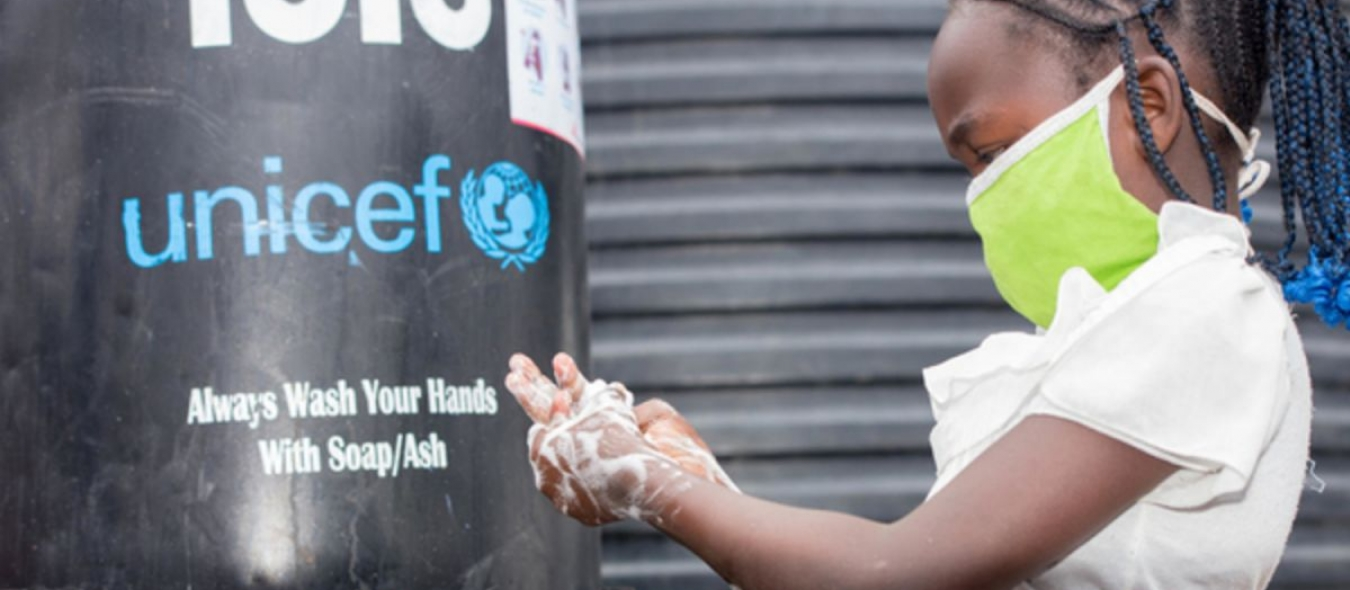 Handwashing helps prevent the spread of  COVID-19. Give children everything they need to wash their hands and stay safe.