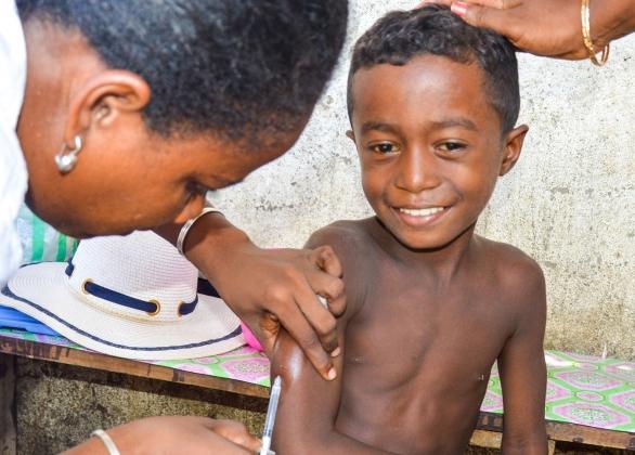 Vaccins contre la rougeole (54 vaccins)