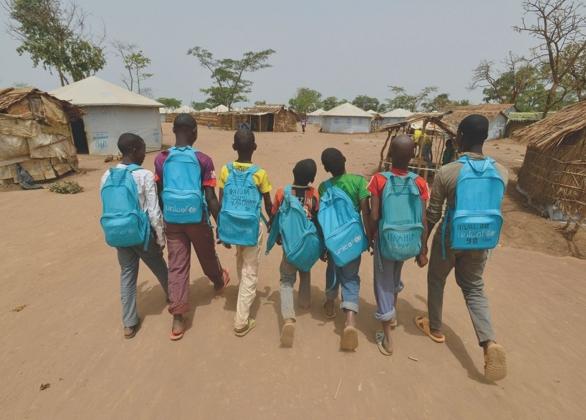 Backpacks (11 packs)
