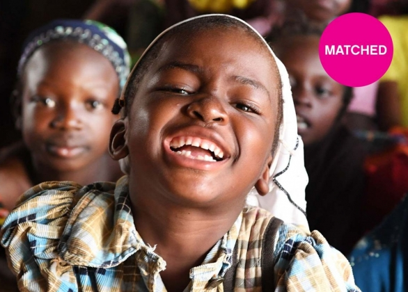 Educate a Girl (for 4 students)