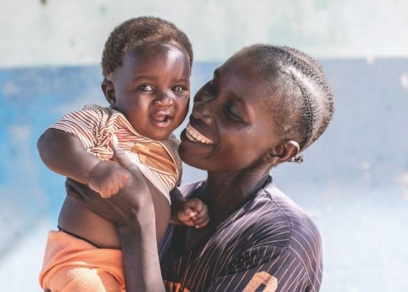 Trousse pour mère et nouveau-né